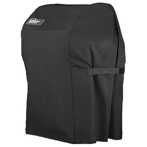 SPIRIT 200 SERIES (WITH TABLES FOLDED DOWN) GRILL COVER