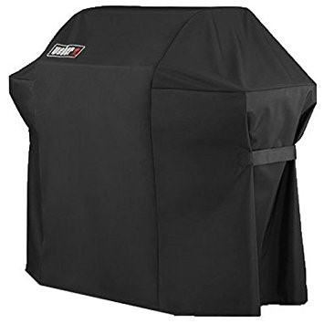 GENESIS 300 AND SPIRIT 300(WITH SIDE-MOUNTED CONTROLS) GRILL COVER W/ STORAGE BAG