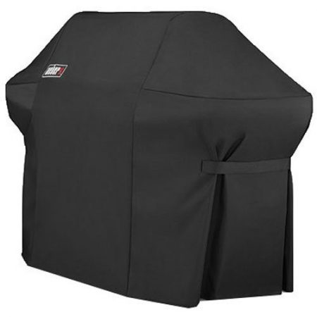 SUMMIT 400 SERIES GRILL COVER W/ STORAGE BAG