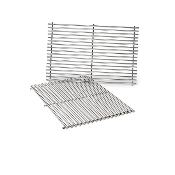 STAINLESS STEEL COOKING GRATES: GENESIS 300 SERIES
