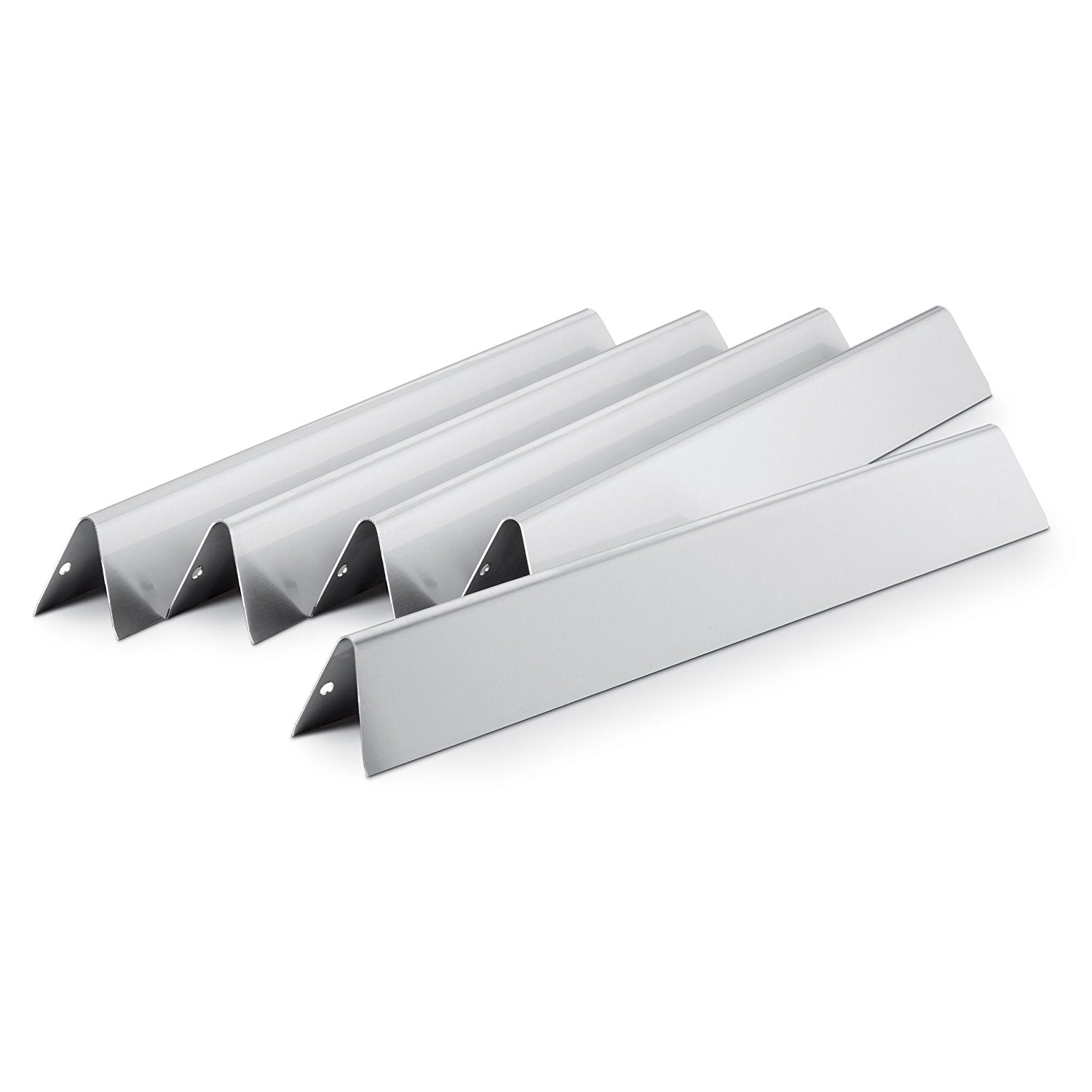 STAINLESS STEEL FLAVORIZER BARS: GENESIS 300 SERIES(FRONT-MOUNTED CONTROLS)