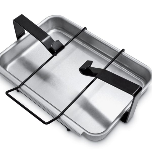 CATCH PAN AND CATCH PAN HOLDER