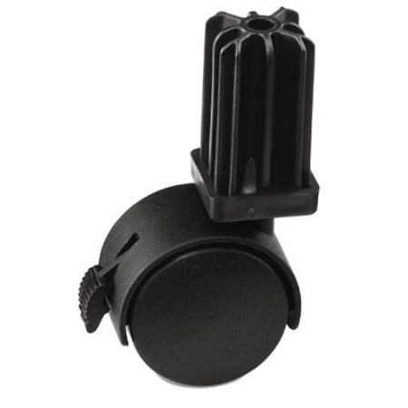 WEBER CASTER WHEEL (INCLUDES CASTER INSERT)