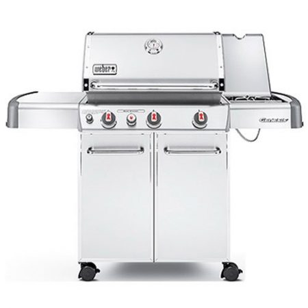 GENESIS S-330 NATURAL GAS STAINLESS STEEL