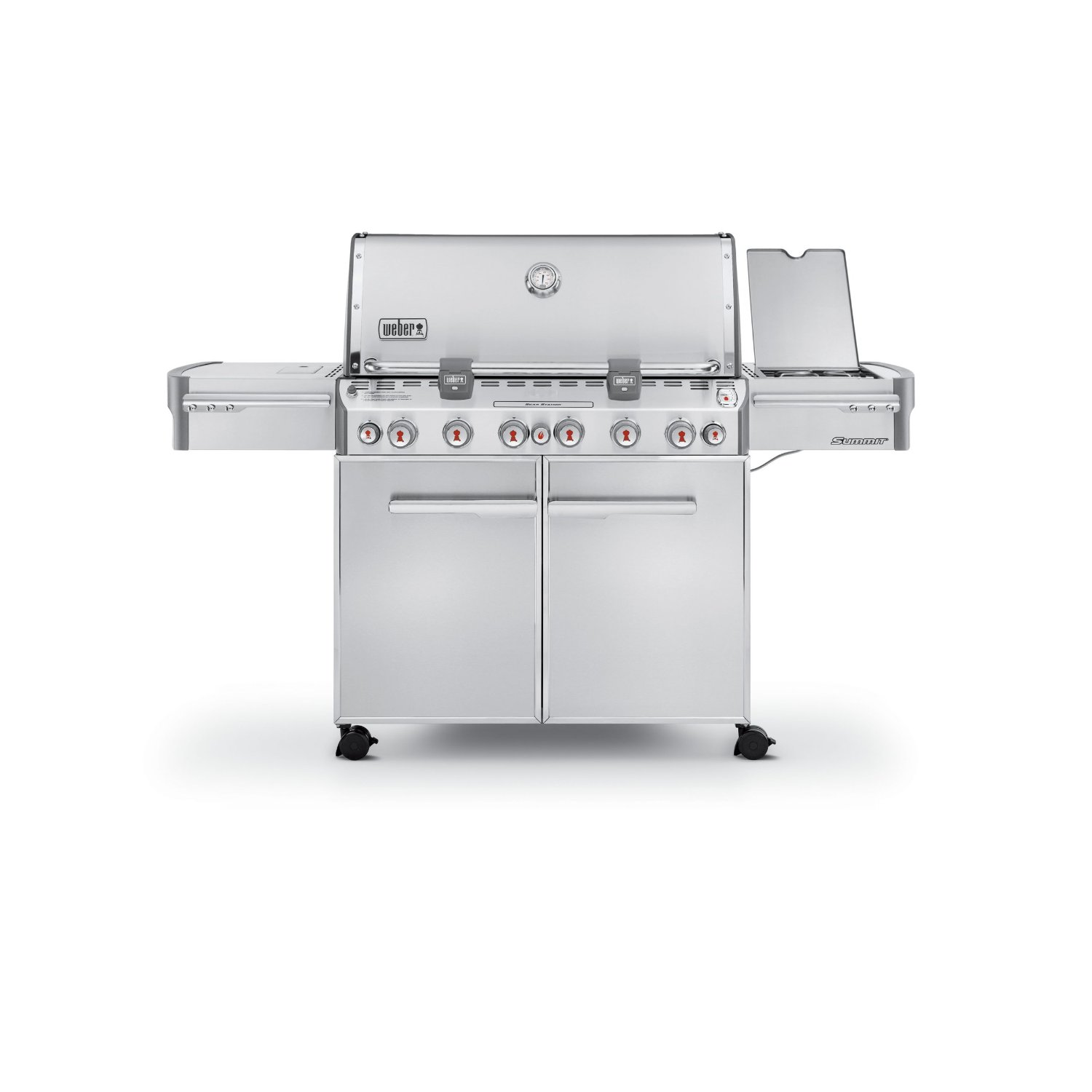 SUMMIT S-670 GAS GRILL