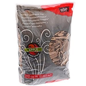 FIRESPICE APPLE WOOD CHIPS (3-POUND BAG)