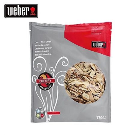 FIRESPICE CHERRY WOOD CHIPS (3-POUND BAG)