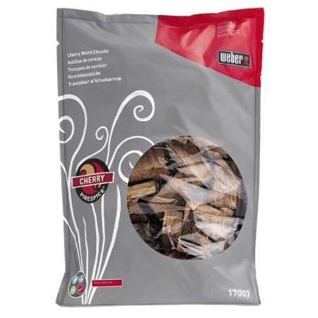 FIRESPICE CHERRY WOOD CHUNKS (5-POUND BAG)