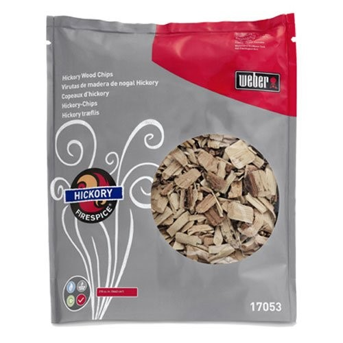 FIRESPICE HICKORY WOOD CHIPS (3-POUND BAG)