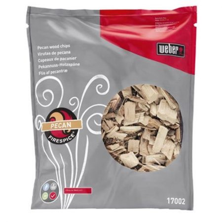 FIRESPICE PECAN WOOD CHIPS (3-POUND BAG)