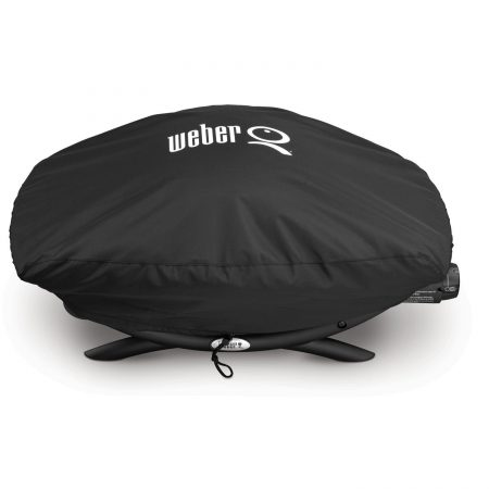 WEBER GRILL COVER, BLACK